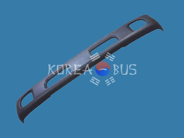 Бампер передний Hyundai HD72 (квадратные противотуманки) 86510-5H001