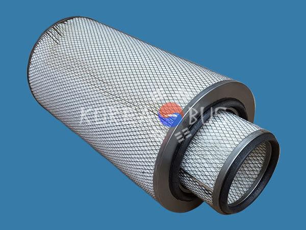Фильтр воздушный Daewoo Novus 480x275 двойной 32435-00620 32435-00630