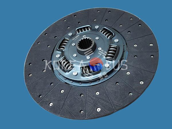Диск сцепления Daewoo Novus F4AE VKD 37927
