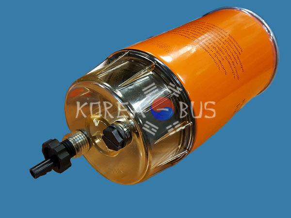 Фильтр топливный Daewoo Ultra Novus DL08 DL06 65.12503-5101 Hyundai county HD65 HD72 HD78 D4DD D4GA D6HA Universe D6CC 3194545900 3194545901 3194545902 FS19950