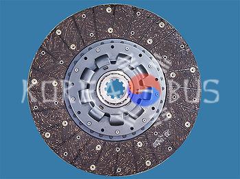 Диск сцепления Daewoo Novus DL06 33120-00390 VKD37193