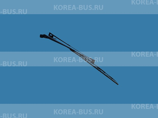 Поводок стеклоочистителя Hyundai Aero Space Aero Queen Aero Express с щеткой 98160-8A801 98160-8A802