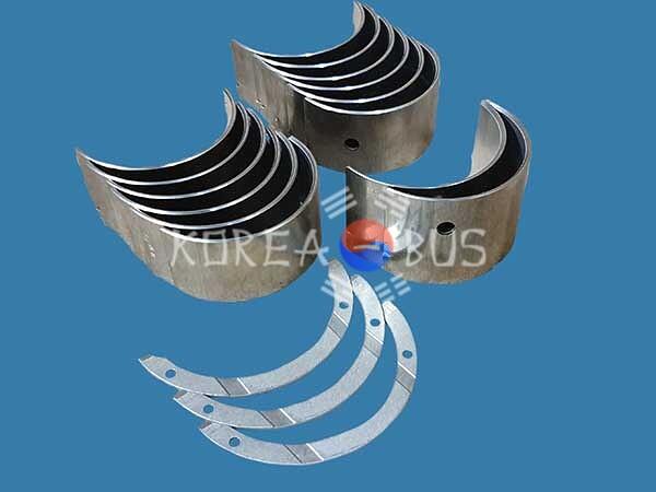 Втулка распредвала D6CA Hyundai Universe Aero express Aero space HD160 HD170 HD250 HD260 HD350 HD360 Kia Granbird 21183-84000 21182-84000 21181-84000