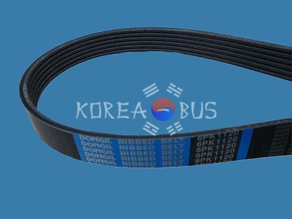 Ремень 6PK1120 Daewoo Ultra Novus DV11 P65968-010213 6PK1120