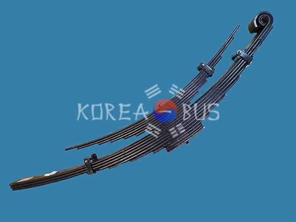 Рессора Daewoo Ultra Novus 8,5 тон задняя в сборе 34231-00761 3423100761 SIT 8805