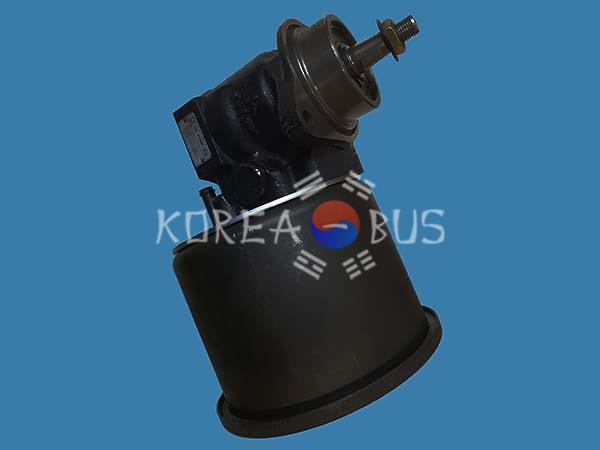 Насос гидроусилителя ГУР Kia Granbird EF750 F17E AA92A-13710 AA92A13710