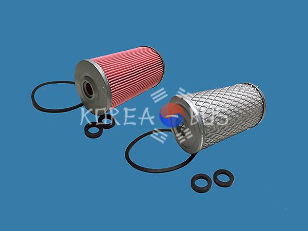 Фильтр топливный Daewoo Ultra Novus двигатель D2366 DE12 DV15T 65.12503-5002 65.12503-5004