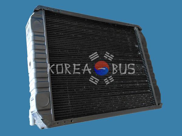 Радиатор Daewoo Ultra Novus BS106 D2366 DE12