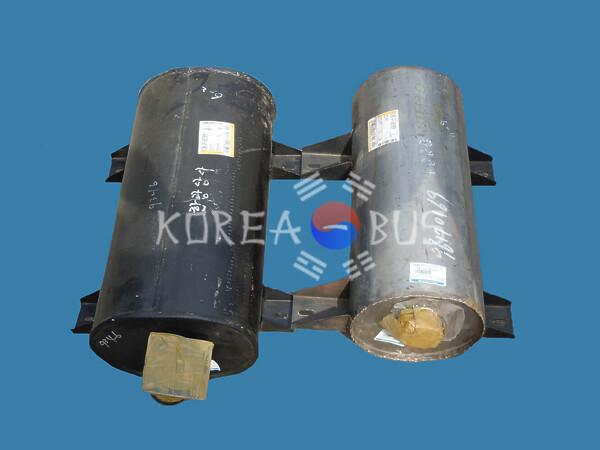 Бочка глушителя Daewoo BH120, DV15; 96170169