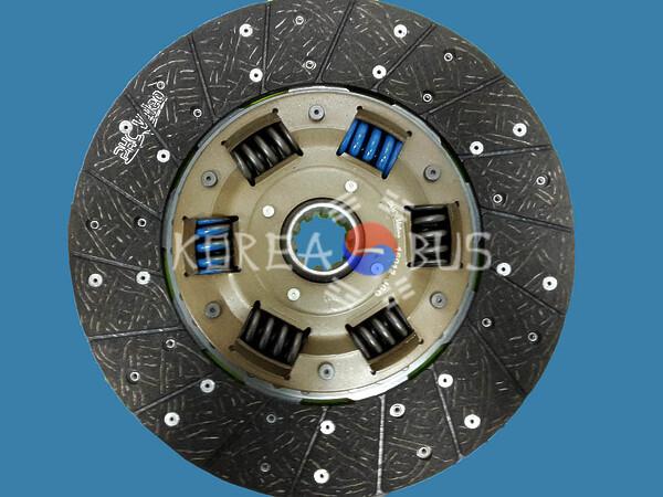 Диск сцепления Kia Cosmos 10 шлиц L6 LX 325mm VKD16012
