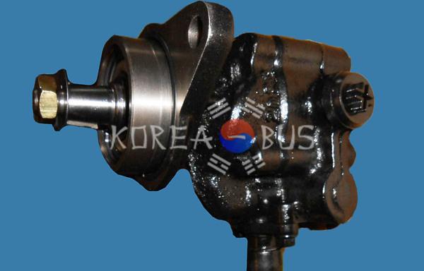 Насос гидроусилителя D6BR D6DA S55000