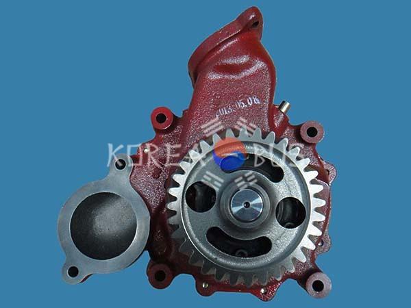 Помпа водяная Kia Granbird Granto EF750 F17E HA92A-15110 AA92A-15110 Mobis оригинал