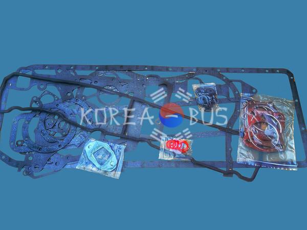 Ремонтный комплект прокладок двигателя D2366 Daewoo