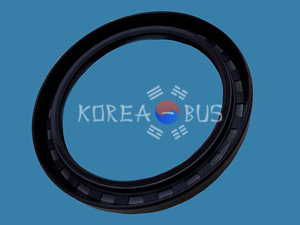 Сальник коленвала передний Hyundai D6CA D6AU D8AB 95x120x13 21729-72001