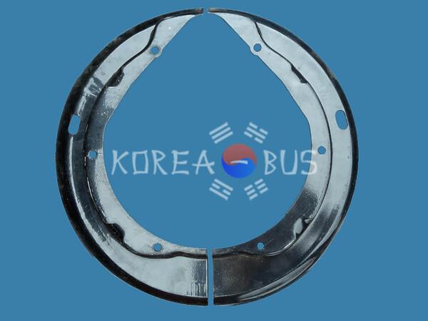 Защита (пыльник) тормозного суппорта переднего Kia granbird AA92A-33784 AD1133-8650